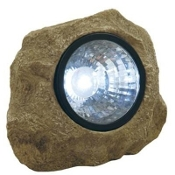 Mini 8X Solar Rock Spotlight
