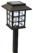 Solar Misson Lamp Post Light