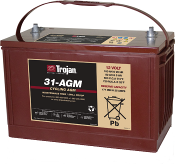 Trojan Deep Cycle AGM Battery