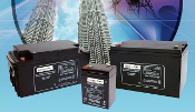 Sealed Lead Acid battery with AGM Technology 100Ah, 12V