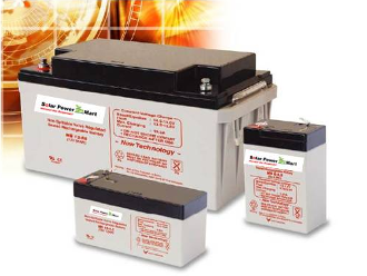 Sealed Lead Acid battery with AGM Technology 12Ah, 12V