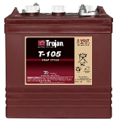 Trojan Deep Cycle Flooded Lead Acid Battery