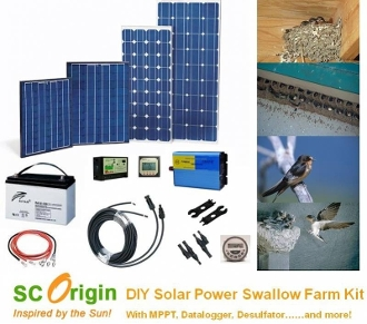 Malasyia solar power swiftlet swallow farm kit do it yourself solar power swiftlet swallow farm kit solutioingenieria Image collections