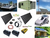 500W Professional Solar Power System Kit