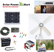 Education - Do it Yourself Solar Power Generator Kit