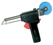Soldering Gun With Feeder