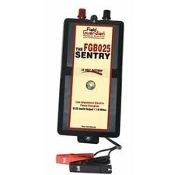 Sentry 0.25 Joule Battery Energizer solar power, battery operate