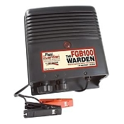 Warden 1 Joule Battery Energizer solar power, battery operate