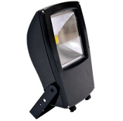 High Power Omega LED Floodlight Compact Series- 12Vdc System