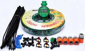 Micro Sprinkler DIY Kit for Garden 1800sqft