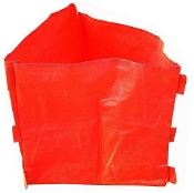 Triangle Vegetable Grow Bag - Fancy Red