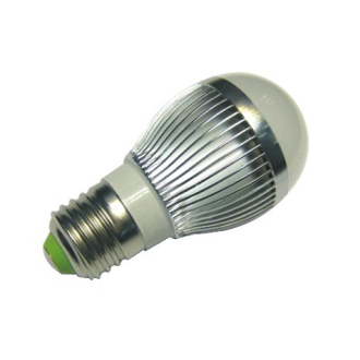 3W-9W LED E27 Light Bulb -12VDC, 330 -990 Lumen