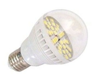 5W LED E27 Light Bulb -12VDC, 350 Lumen