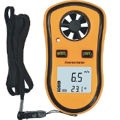 Wind Thermo Handheld Anemometer