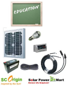 Education - Do it Yourself Solar Lighting Kit