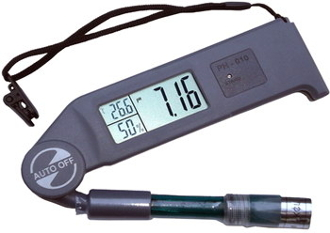 3 in 1 pH Meter, Temp, Humidity, PH, ATC Acidometer
