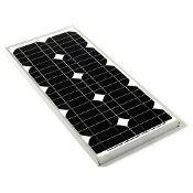 Solar Panel 20Wp Monocrystalline