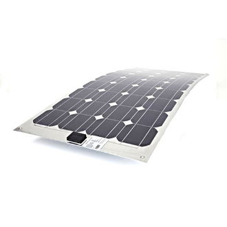 Solar Panel 10Wp Semi Flexible Monocrystalline