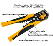 Multifunctional Stripping & Crimping Tool
