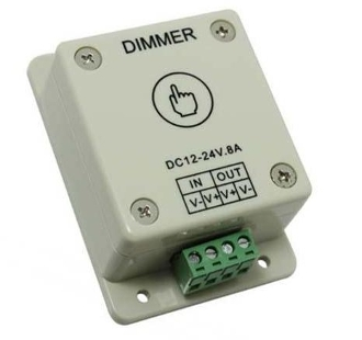 Universal Dimmer 12VDC - Touch