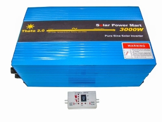 Theta 3000W Pure Sine Wave Inverter