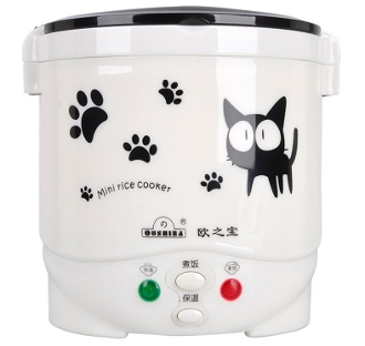 Mini Rice Cooker - 12Vdc System