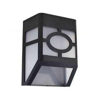 Solar 2X Oriental Wall Light