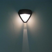 Solar Tristar 2X Wall Light