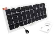 Frameless Solar Panel 7W USB Power