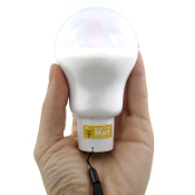 Bolt Rechargeable LED Bulb Light