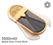 Beetle Solar Power Bank