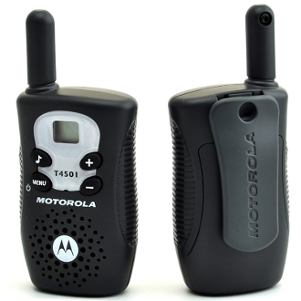 Motorola Talkabout T4501 Mini Two Way Radio Walkie Talkie