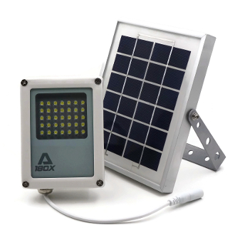 Mini Alpha 180X Solar Flood Light