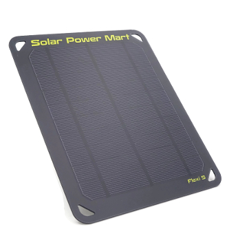 Flexible USB Solar Panel 2.5W