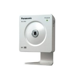 Panasonic BL-C101A Fixed MPEG-4 Network Camera