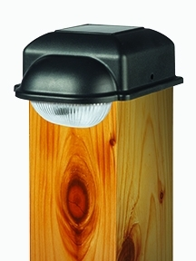 Solar Deck Post Light