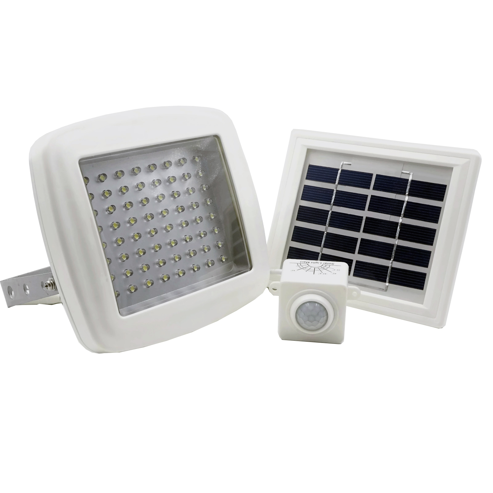 spotlights motion is security upgraded outdoor loading image itm lighting double sensor led vandeng light solar