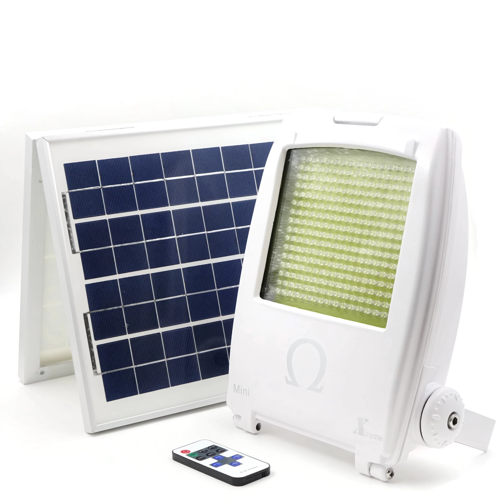 Most Powerful Solar Floodlight Compact Light Weight Durable Easy Quick Shed Electrical Wiring Youtube Installing The Mini Omega Xtreme Is More Affordable Than A Traditional Lighting In Some Area Watch Video For